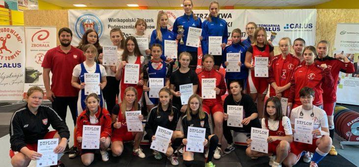 Mistrzostwa Wielkopolski do lat 15 i 17 w podnoszeniu ciężarów.